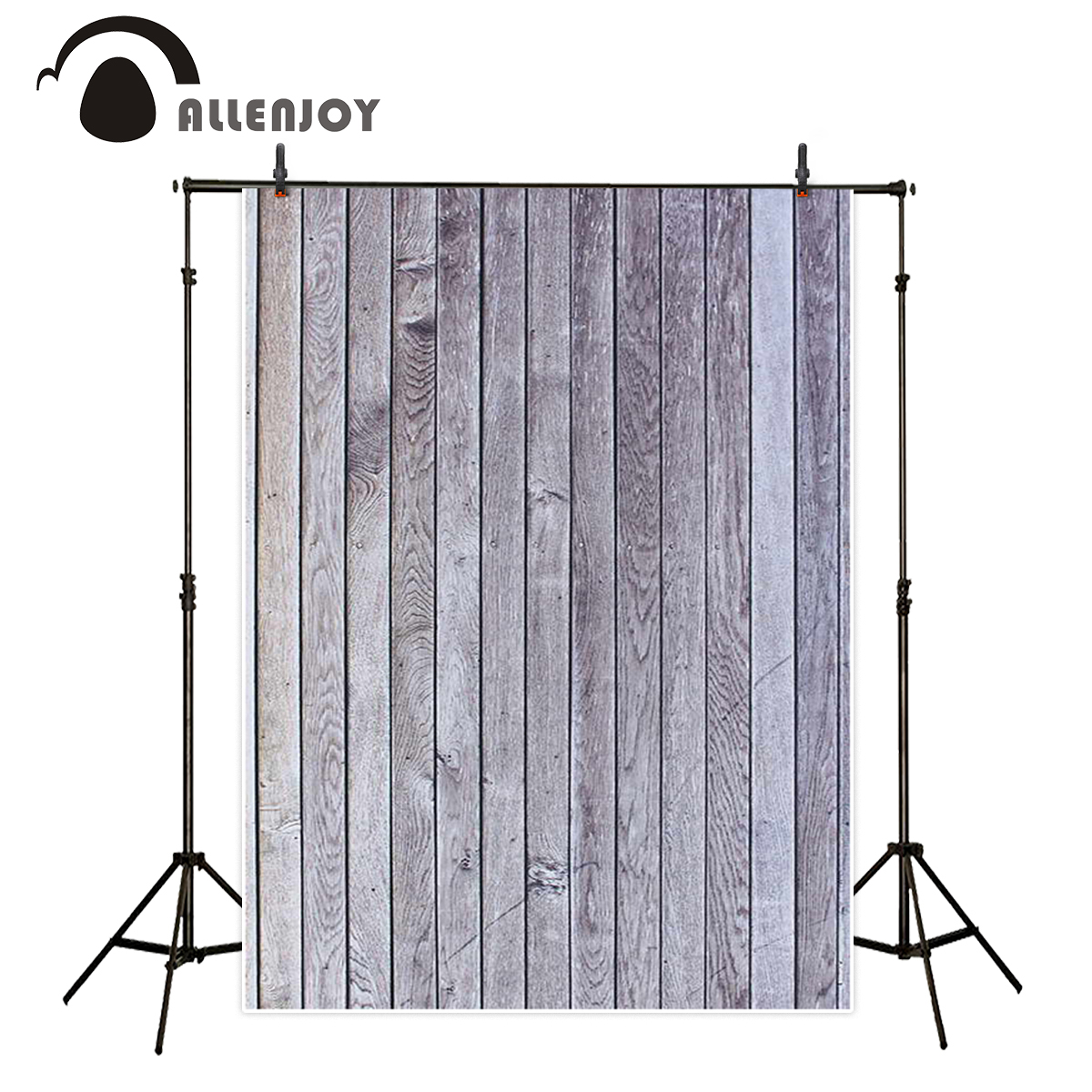 Allenjoy photography backdrop wood floor gray vintage kids backgrounds photo studio fantasy props professional allenjoy background for photo studio full moon spider black cat pumpkin halloween backdrop newborn original design fantasy props