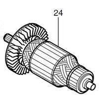 Арматура 220 В ротора 516918 0 для Makita TW1000