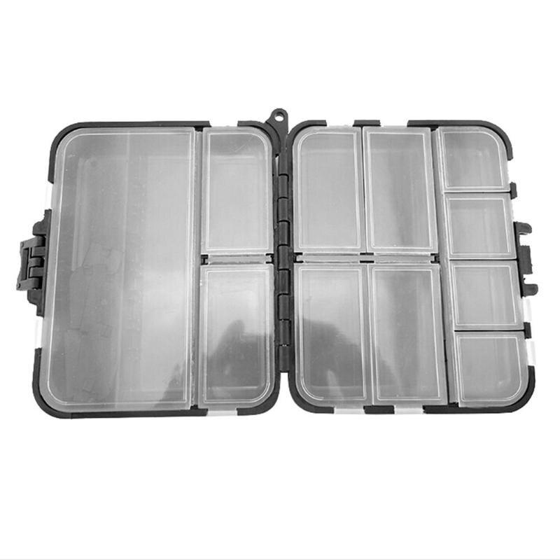 Sea//Carp//Fly Fishing Tackle Bag Waterproof Storage Waist Carry Case USA Ship EK