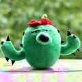 Растения Против Зомби Кактус Плюшевые Мягкие Чучела Животных Игрушки Куклы