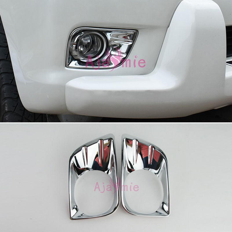 Fit For Toyota Land Cruiser Prado FJ150 10-17 Fog Light Lamp Switch Trim Frame