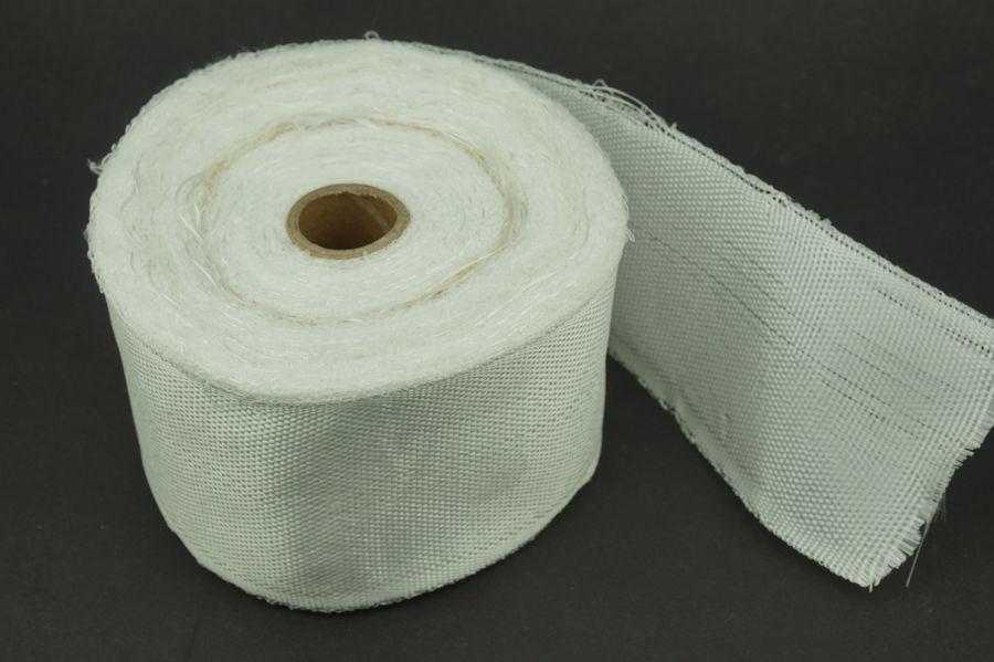 White Fiberglass Mesh : Free shipping roll white fiberglass cloth tape e glass