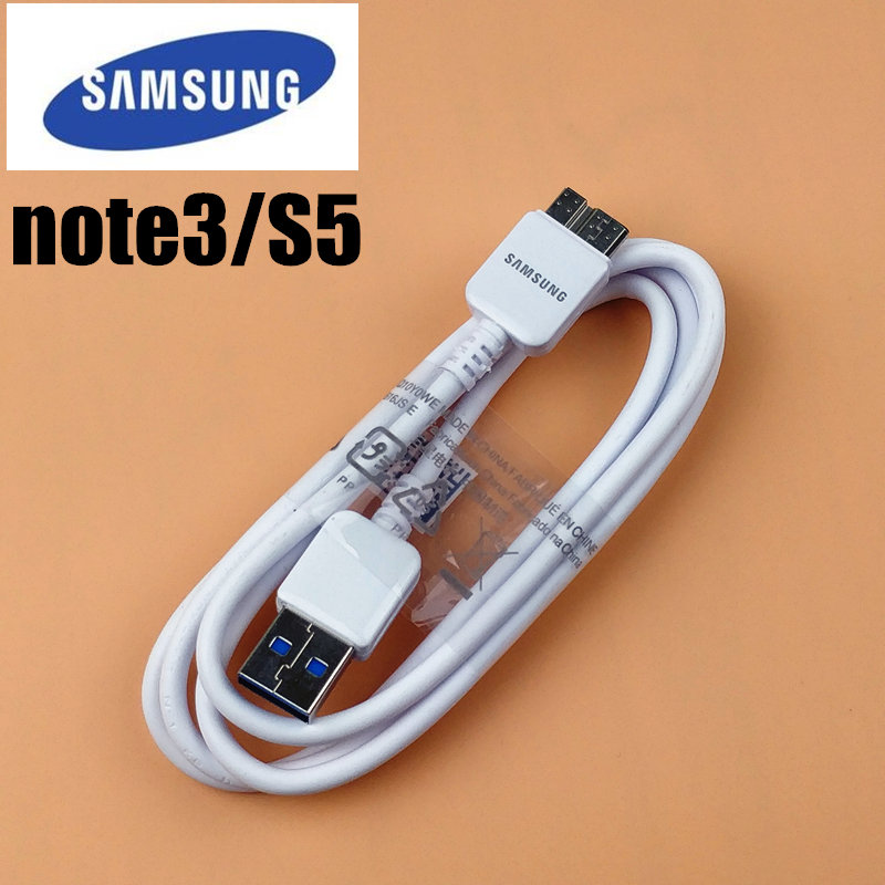 Image 4 - Original Samsung Galaxy Note 3 charger Cable S5 Smartphone charge Cable For N9002 G9008 tablet-in Mobile Phone Cables from Cellphones & Telecommunications on