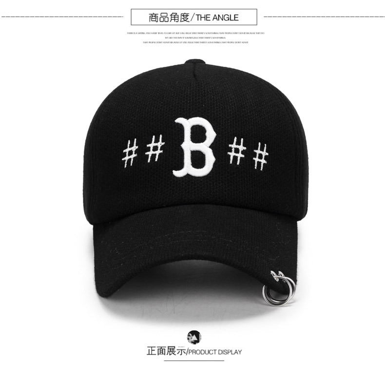 star embroidery baseball cap autumn and winter women outdoor sports fashion wild sun men hat europe and the united states fashion leather simple autumn and winter wild baseball cap out fashion hot sale