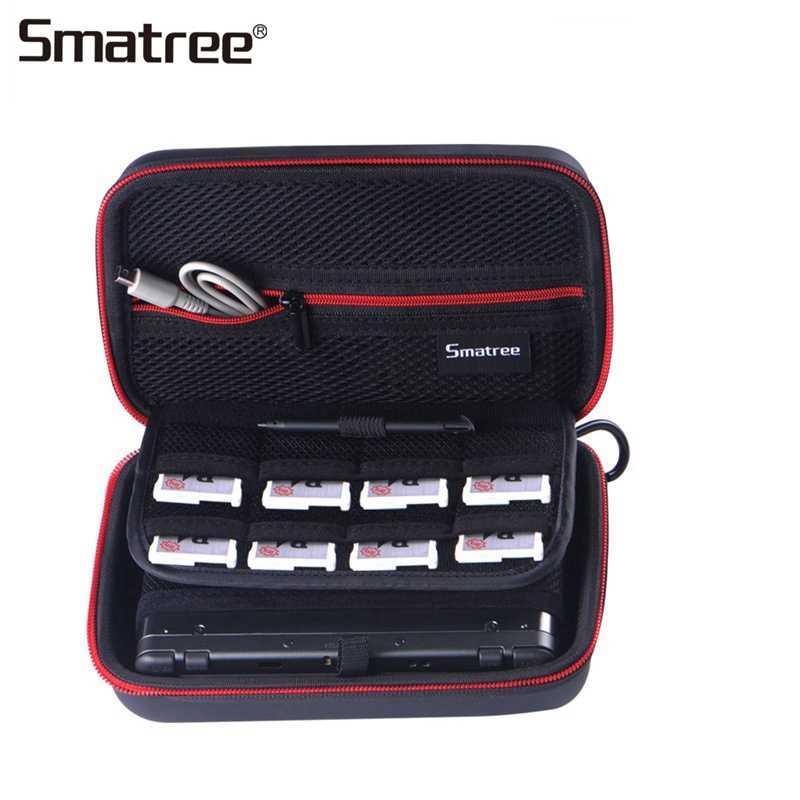 Smatree حمل حقيبة ل nintend 3ds ، جديد 2DS xl ، تخزين حقيبة يد ل nintend 3ds xl-سوبر متنوعه الطبعة الجديدة