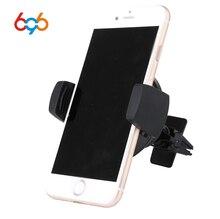 696 Qi kablosuz araç şarj aleti tutucusu iPhone X için Araba Kablosuz şarj aleti pedi Montaj Samsung Için Hızlı S7 S8 Not 8 Için iPhone 8