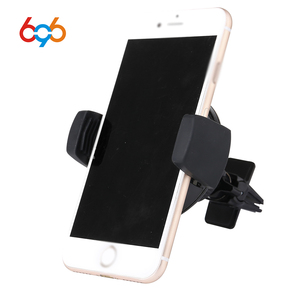 Image 1 - 696 チーワイヤレス充電器 iphone × 車のワイヤレス充電器パッドマウント高速サムスン S7 S8 注 8 iphone 8