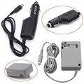 5 шт. Новый Стены Главная Зарядное устройство + Автомобильное Зарядное Устройство Для Nintendo NDSi для 2DS для 3DS XL/LL