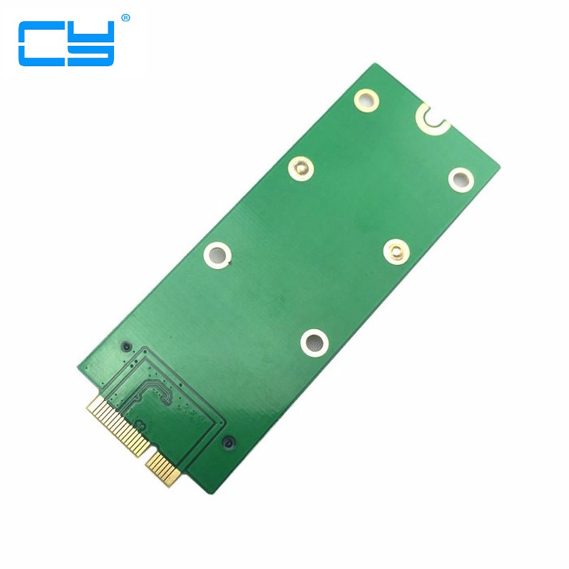 mSATA SSD for MacBook Pro Retina A1425 MD212 MD213 ME662 Adapter Card Support 256G 512G ssd for macbook pro