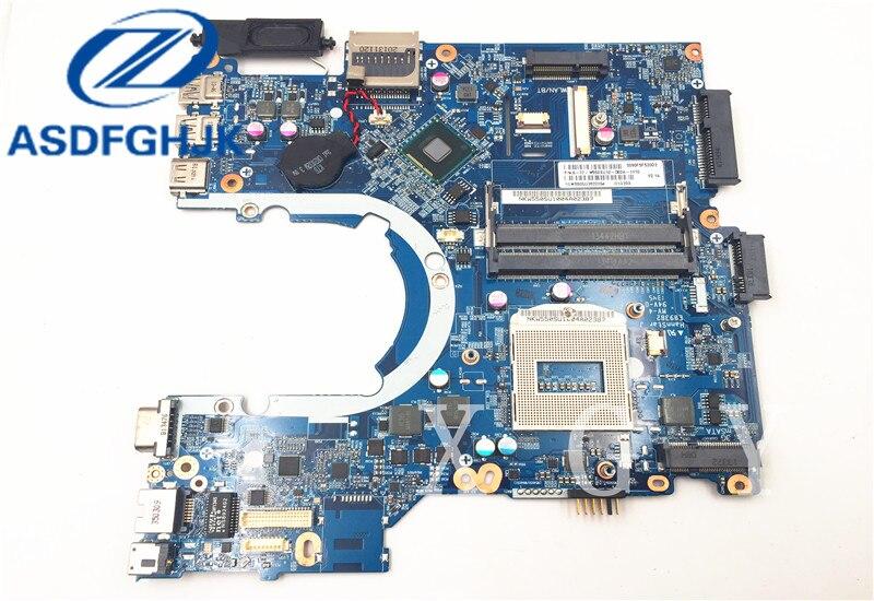 Carte mère d'ordinateur portable 6-71-w54s0-d02a pour Hasee pour Raytheon pour CLEVO W550SU carte mère 6-77-W550SU10-D02A-1 100% Test ok