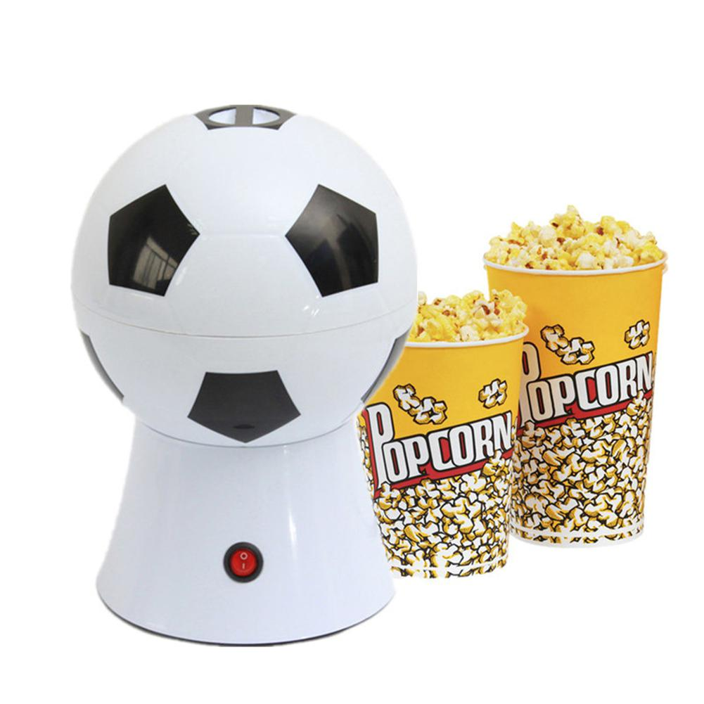 Adoolla 220V Household Ball-shape Electric Heat Popcorn Maker Popcorn Machine European Specification-25 pop 08 commercial electric popcorn machine popcorn maker for coffee shop popcorn making machine