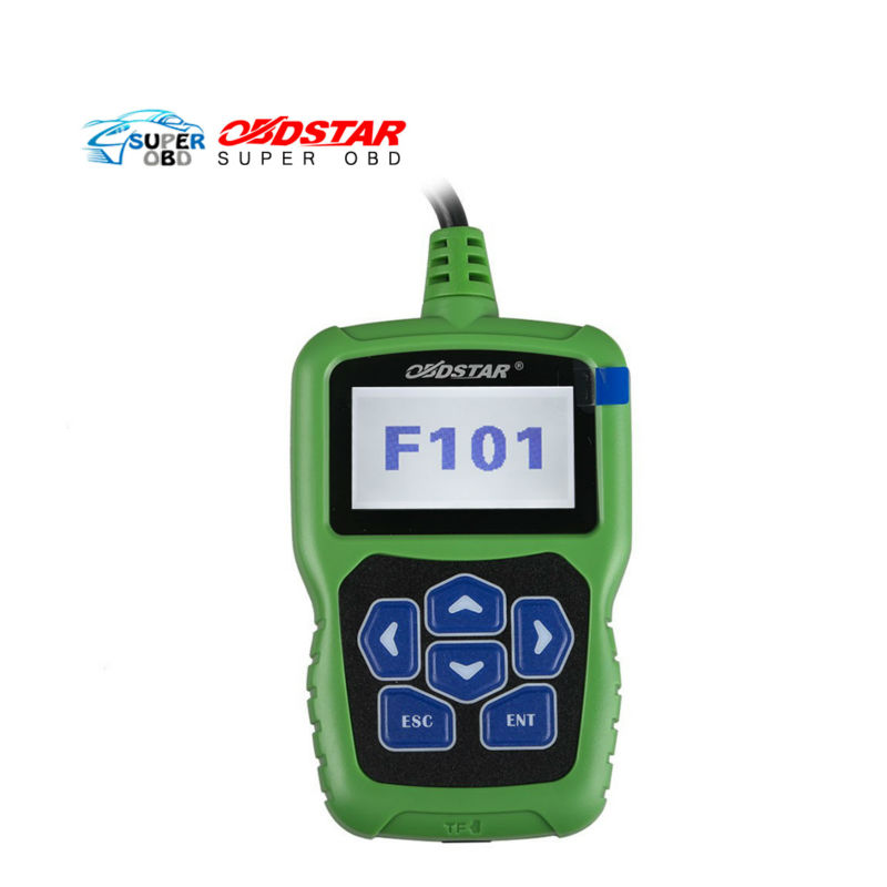Original OBDSTAR F101 For TOYOTA Immo(G) Reset tool Support G Chip All Key Lost Free Update Via TF Card F101 OBDSTAR