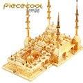 ICONX Piececool Metal Juguete Del Rompecabezas 3D, P060G Modelos Brinquedos Educativos Casa Obras de arte Rompecabezas 3D de Metal, juguetes Para Adultos