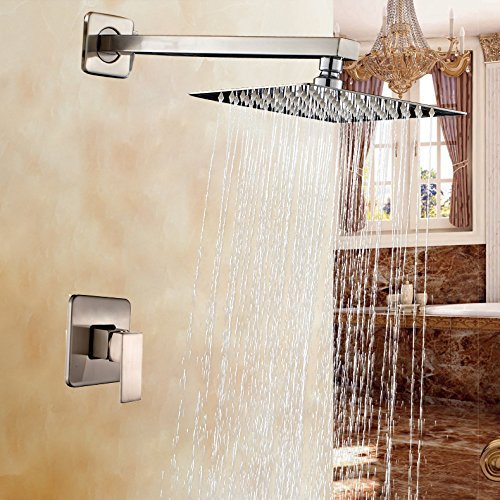 Bathroom Single Handle Shower Faucet 12