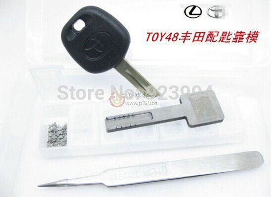 TOY48 Car Auto Key Profile Modeling Mould For Locksmith Key Duplicating shivaki ssh i127be srh i127be
