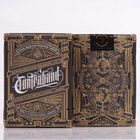 1 DECK Contraband Deck Playing Cards Poker Size Theory 11 USPCC Limited Edition Sealed Magic Tricks
