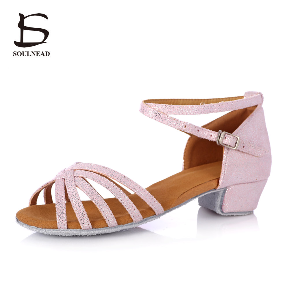 Kompetent Salsa Dance Frauen Schuhe Heels Latin Tanz Schuhe Ballsaal Tango Tanz Schuhe Rosa Zapatos De Baile Latino Mujer Latin Mädchen Schuhe Sport & Unterhaltung Tanzschuhe