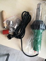 Portable Temperature Controlled Hot Air Heat Gun for banner
