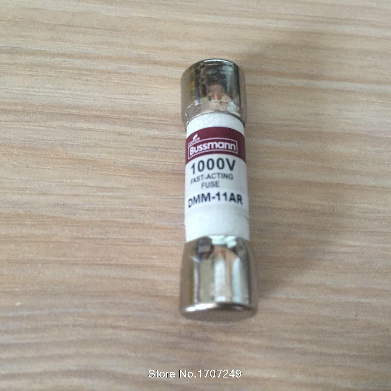 1 Pcs BUSS DMM-B-11A DMM-11AR 10x38mm 1000V 11A Ceramic fuse DMM with Fuse for FLUKE Multimeter F175/F177/F179/F287/F289 тестер fluke t5 1000
