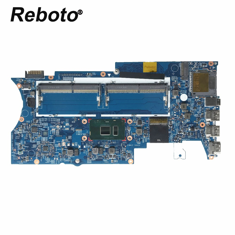 For HP Pavilion x360 14 BA Laptop Motherboard DDR4 With i5 7200u ...