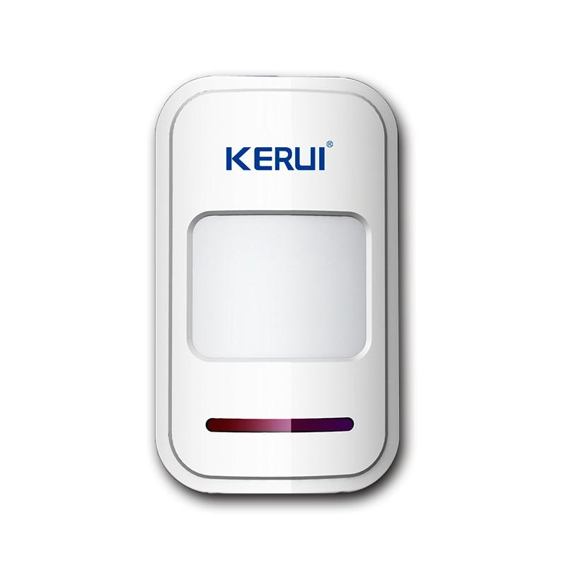 Kerui android ios app uzaktan kumanda wifi gsm pstn üç bir ev - Güvenlik ve Koruma - Fotoğraf 4