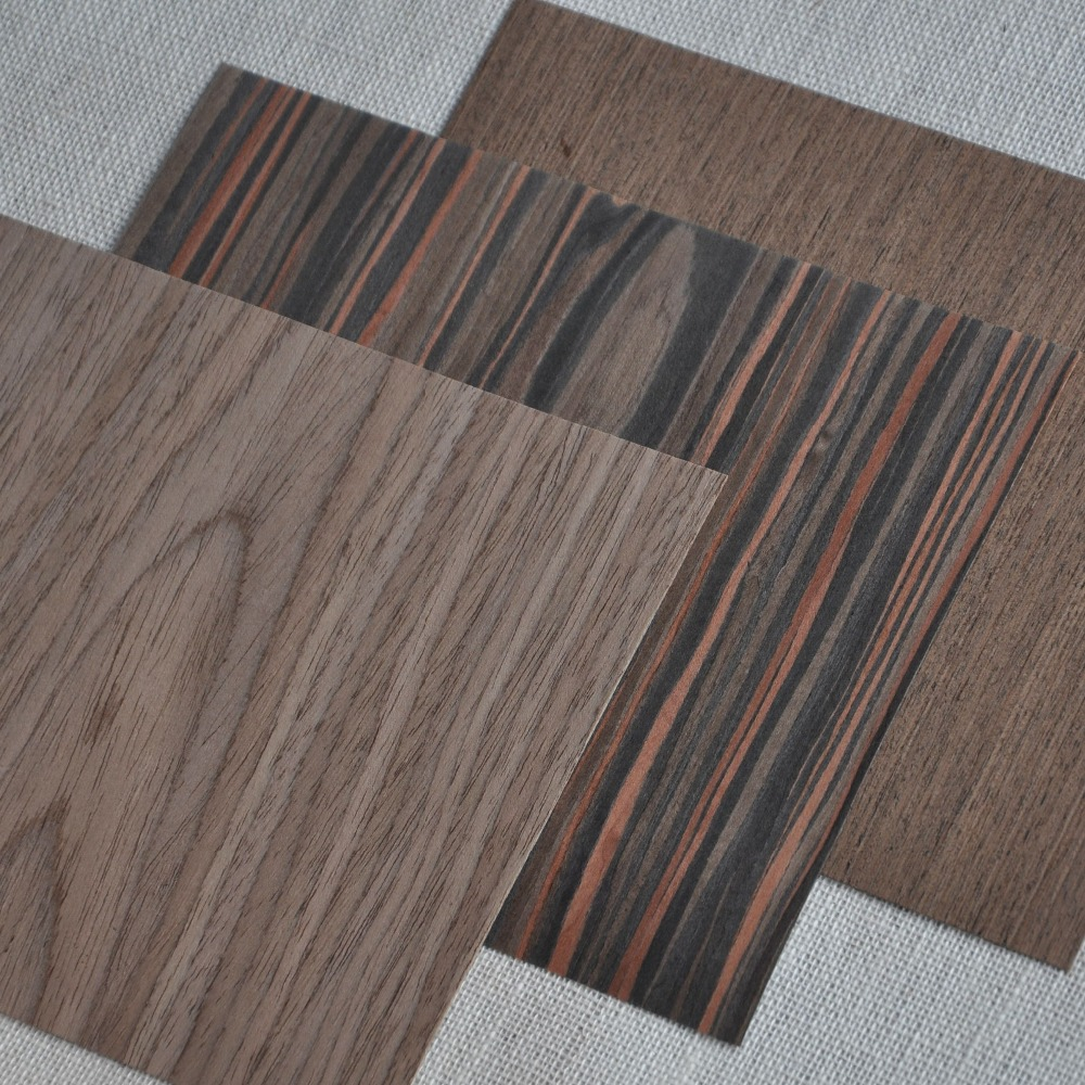 2019 New Reconstituted Walnut Wood Veneer For Cabinet