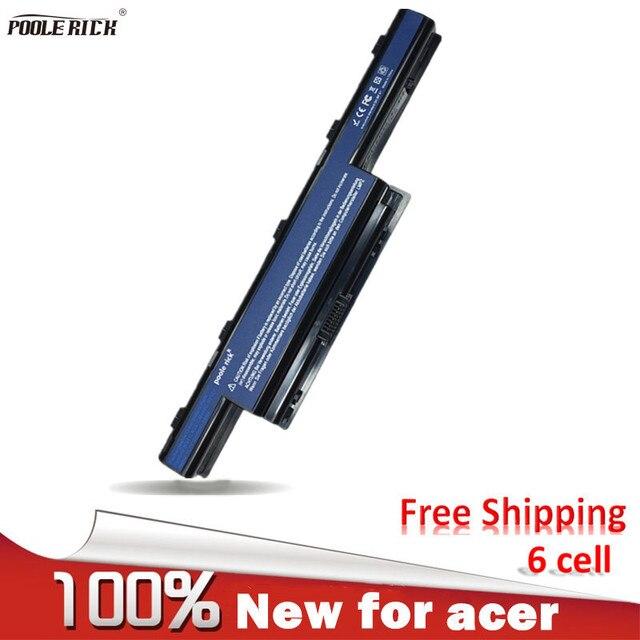 Ноутбук Батарея для Acer Aspire V3 V3-471G v3-551g v3-571g V3-771G e1 E1-421 E1-431 E1-471 E1-531 E1-571