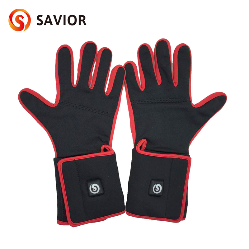 Savior winter men and women warm heating gloves outdoor sports riding skiing feel good, touch screen sensitive touch and feel dinosaur touch