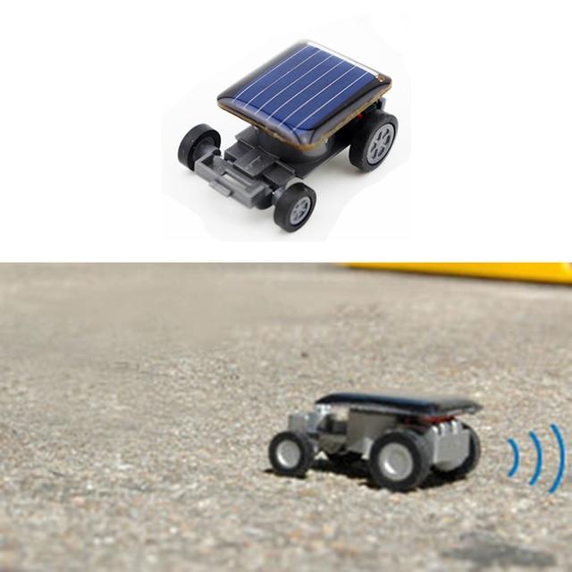 Creative Kit Mini Solar Powered Car 4