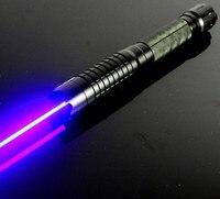 HOT! High power mw Blue laser pointer 5000000m 450nm SOS Lazer Flashlight Burning match/Burn light cigars/candle/black Hunting