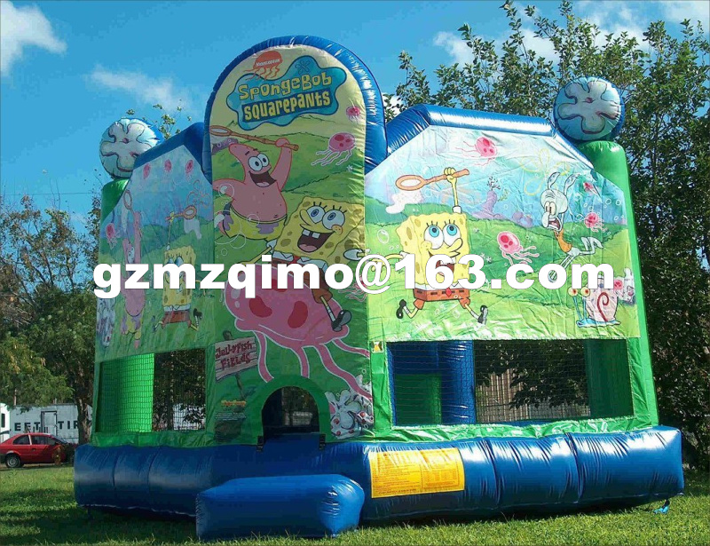 FREE SHIPPING BY SEA Outdoor PVC Commercial Inflatable Bouncer Inflatable Slide Bouncy Castle Combo For Sale free shipping by sea popular inflatable water slide inflatable toy for kids