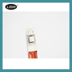 Image 4 - Лидер продаж, оригинальный слесарный резак для ключей Lishi, машина для резки автомобильных ключей, слесарный инструмент