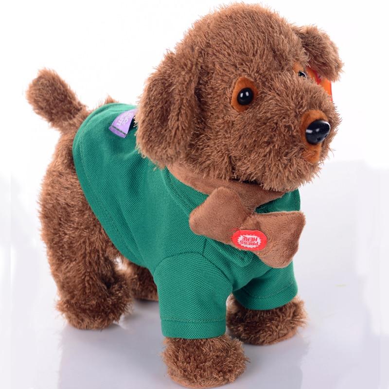 Robot Dog Singing Dancing Walking Musical Husky Electronic