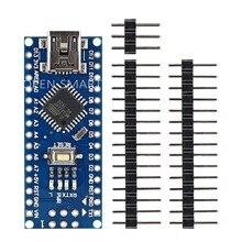Mini USB Nano 3.0 Atmega328P Development Board Parts for Arduino Compatible with Arduino Nano v3.0 Supports ISP Download