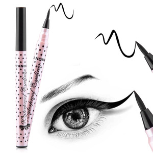 Image 4 - 1 PCS Hot Make Up Ultimate Black Liquid Eyeliner Long lasting Waterproof Eye Liner Pencil Pen Nice Makeup Cosmetic Beauty Tools