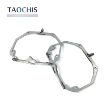 TAOCHIS стайлинга автомобилей кадров адаптер для LEXUS ES240 ES350 RX330 RX350 RX400H AFS Hella 3r G5 объектив проектора модернизации
