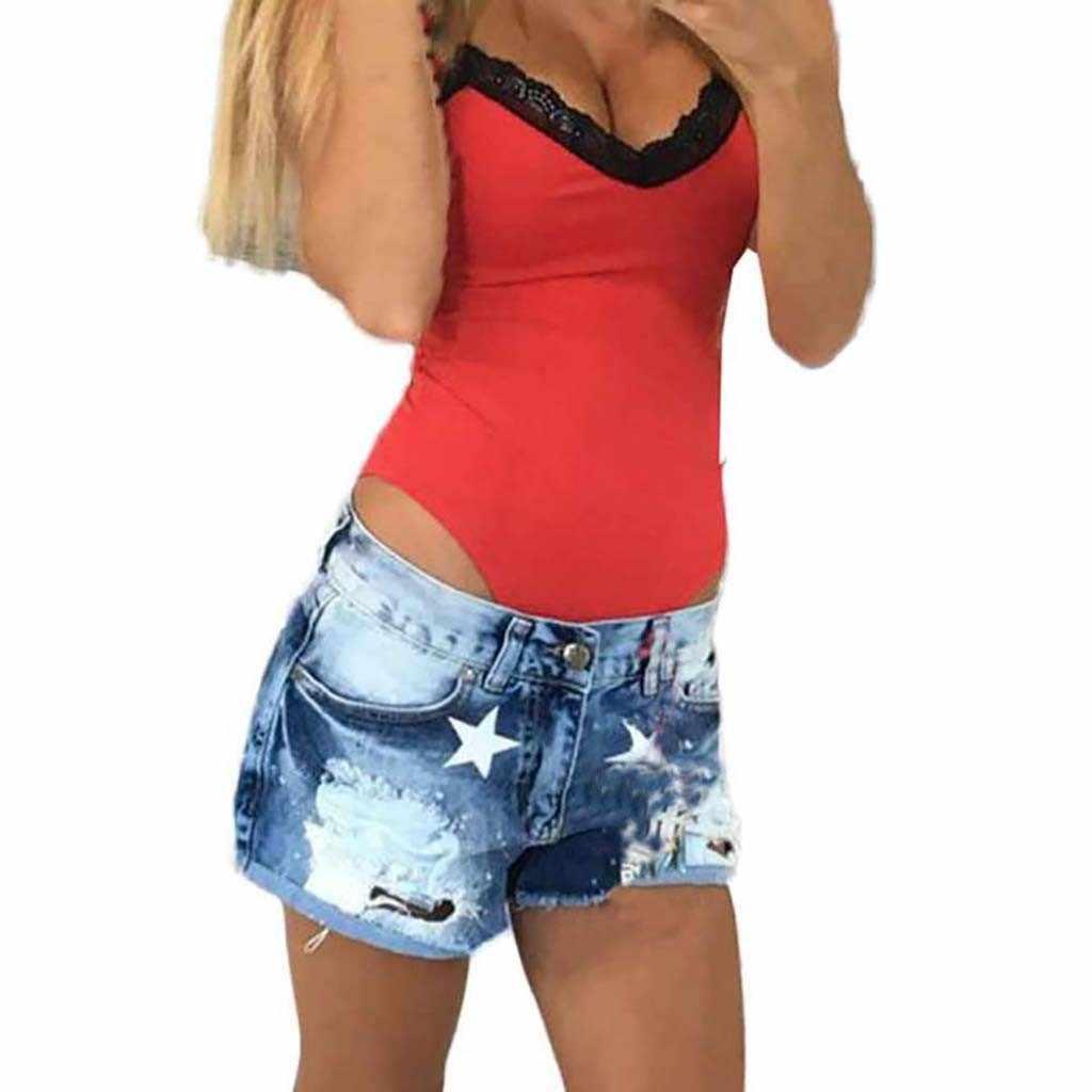Negro encaje para mujeres verano Sexy Bodycon Delgado traje de cuerpo strapsleeve overol rojo para las mujeres cuerpo mujer fiesta mono