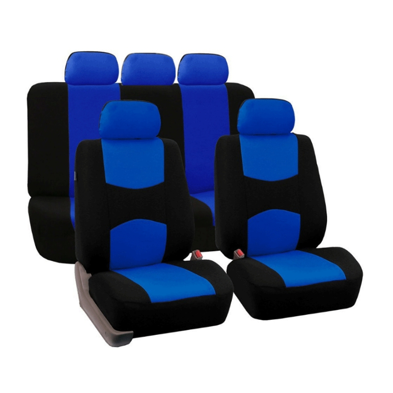 Image 3 - GNUPME New High Quality Universal Car Seat Covers Auto Interior Styling Decoration Protect Universal Fit Interior Accessories-in Automobiles Seat Covers from Automobiles & Motorcycles