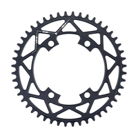 PASS QUEST X110 / 4 BCD 110BCD Round Road Bike Narrow Wide Chainring 40T 52T 105 R2000 R3000 4700 5800 6800 DA9000