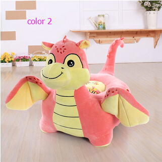 High Quality Children Sofa Baby Nursery Pink Sofa Kids Present For Boy  Girls Cartoon Plush Sofa