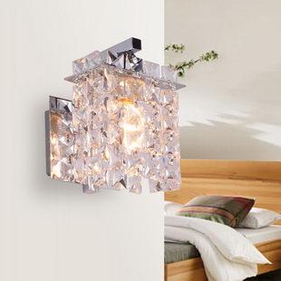 Modern Art crystal decoration Iron wall lamp wall light indoor lighting wall sconces for bedroom bathroom lamp