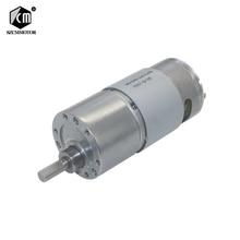 12 В 24VDC 7-1000 об./мин. высокий крутящий момент все металлические низкая Шум Шестерни двигателя JGB37-545 мотор двигатель12 вольт моторчикмотор редуктор
