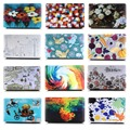 """Fashion Oil Painting Cartoon Flower Matte Hard Cover Case  For Apple Macbook Air 11"""" 13"""" Pro 12"""" 13"""" 15"""" Pro With Retina"""