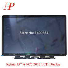"""Genuine New LSN133DL01 LP133WQ1(SJA1) A1425 LCD LED Screen Display For Apple Macbook Pro 13"""" Retina A1425 LCD Panel 2012"""
