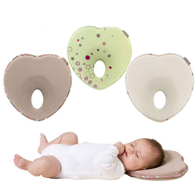 Baby Pillow Room Decor Head Protection Anti Roll Pillow Flat Head Neck Support Feeding Nursing Maternity Pillow Baby Room