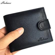New Arrival Kufr na mince PU kůže Peněženka kabelka mužská peněženka kabelka, peněženka pánská peněženka kabelka držitelka karty krátký muži Peněženky