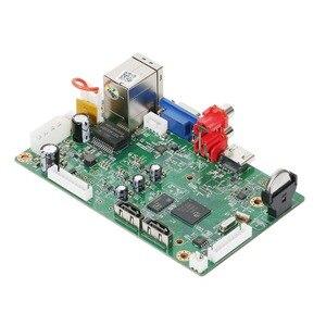 Image 4 - GADINAN H.265/H.264 NVR плата 25CH * 5MP 32CH * 1080P сетевой цифровой видеорегистратор 2 SATA Max 8T ONVIF P2P CMS XMeye с 12V 4A