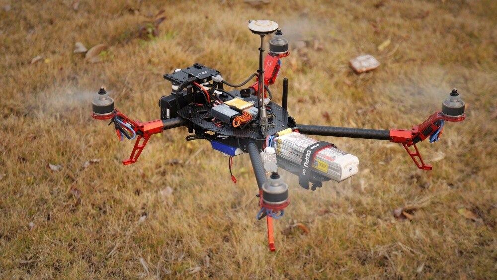 Flycker multicopter Skorpion X4 550mm Quadcopter rahmen kit ...