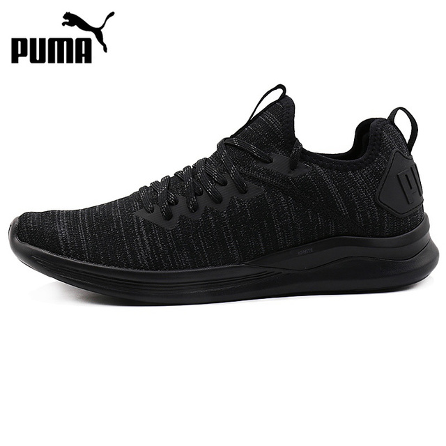 cc878b549503 Original New Arrival 2018 PUMA IGNITE Flash evoKNIT Men s Running Shoes  Sneakers