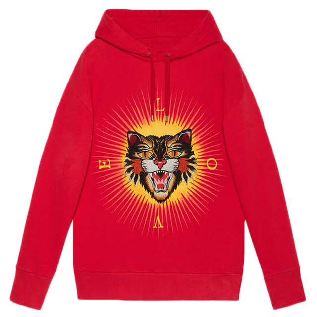 aliexpress : buy luxury brand hooded women hoodies sweatshirts